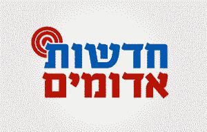 עיצוב לוגו - חדשות אדומים