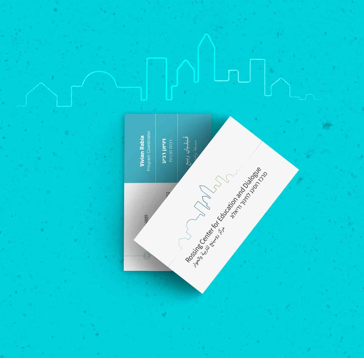 Rossing Business Card 2