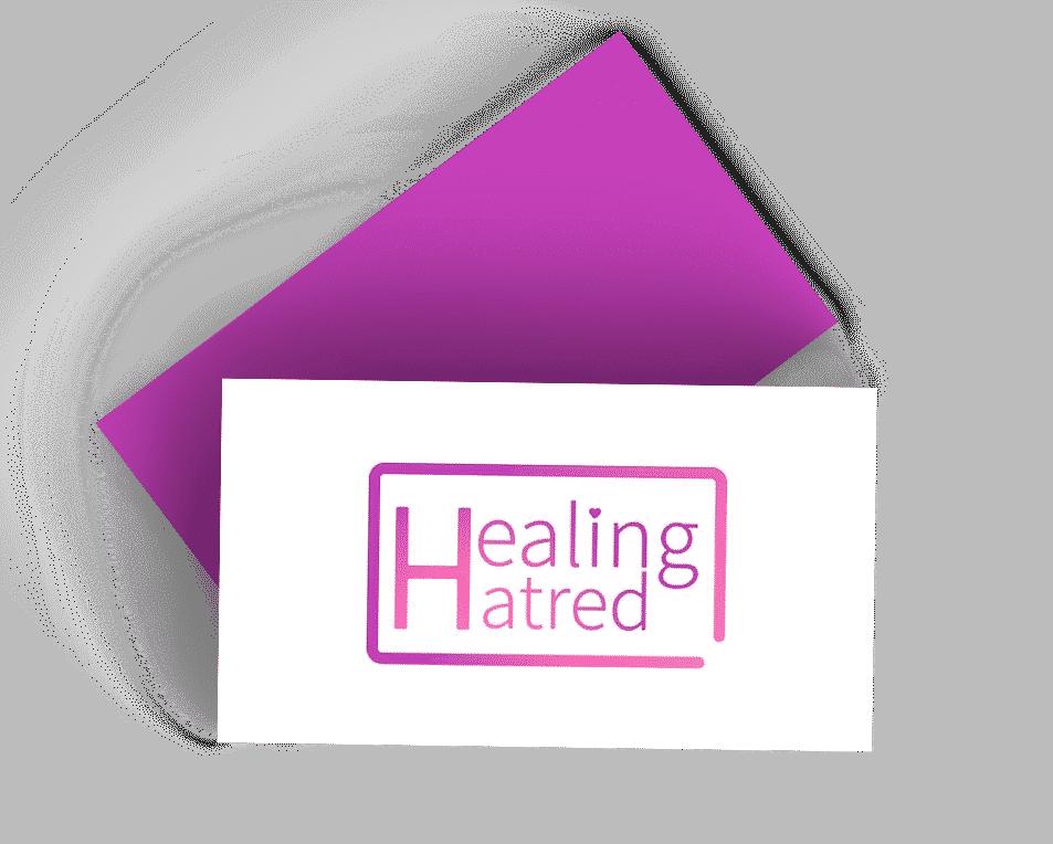 עיצוב לוגו - HEALING HATRED